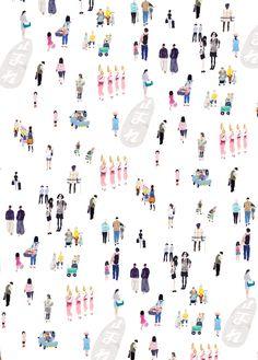 Tokyo Art Book Fair 2014, poster zine