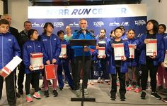 RunnersWeb   (RRW) Athletics: New NYRR RUNCENTER Is Home Away From Home for Runners