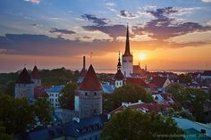 Estonia- like stepping back in time....a most wonderful walking city!