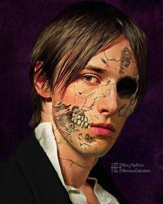 Dorian Grey - Penny Dreadful - Showtime