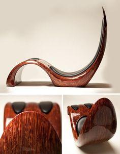 classic hand-made wood furniture