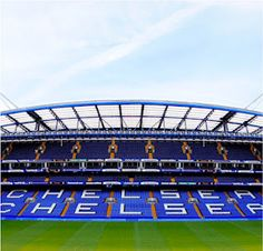 MichaelW Travels...: Win A Trip To The UK To See the Chelsea Football Club