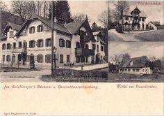 Traunkirchen Ortsteil Winkl > Damals im Salzkammergut