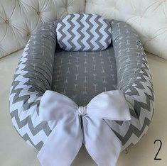 39inch Infant Soft pad Braided Crib bumper Knot Pillow Cushion Cradle Decor For Baby Girl Boy-purple L:100cm