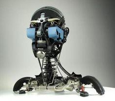 human bodies recycled typewriters