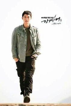 Kim Hyun Joong 김현중 ♡ Inspiring Generation ♡ Shin Jung Tae 신정태 ♥ Kpop ♡ Kdrama ♡ Brad Pitt, Leonard Dicaprio, Kim Hyung, Inspiring Generation, Heo Young Saeng, Kim Joong Hyun, Kim Woo Bin, Siwon, Asian Actors