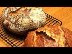 No Knead Bread | Bread Recipe | The New York Times - YouTube
