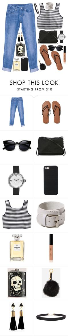 Poisonous Thoughts by swanniboo on Polyvore featuring Apiece Apart, Abercrombie & Fitch, Rick Owens, Marc Jacobs, Humble Chic, CHARLES & KEITH, Bobbi Brown Cosmetics and Chanel