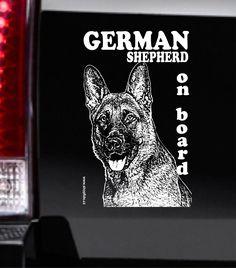 Samolepka na auto GERMAN SHEPHERD – NĚMECKÝ OVČÁK http://www.shopfido.cz/produkt/samolepka-na-auto-german-shepherd-nemecky-ovcak/