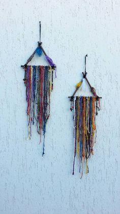 Gypsy décor Bohemian dream catcher Boho décor by handmadebyfofo