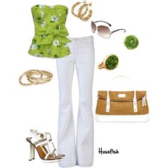 """""""Mother's Day Brunch"""" by hosefish on Polyvore"""