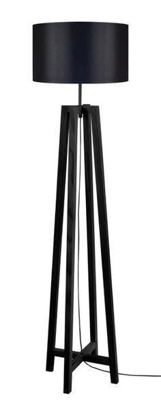 Black Floor Lamp, Brass Lamp, Tripod Lamp, Scandinavian Style, Art And Architecture, Minimalist Design, Chrome, Flooring, Lighting