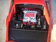 Everyone shows you the beautiful body paint jobs. But the one thing you don't see often is the beautiful engines in them. This Post is dedicated. New Model Car, 1955 Chevy, Car Magazine, Show Us, Scale Models, Body Painting, Engineering, Beautiful Body, Cars