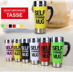Cheap thermal cup, Buy Quality insulated cups directly from China stainless steel insulated cup Suppliers: Coffee Milk Automatic Mixing Cup Self Stirring Mug Stainless Steel Thermal Cup Electric Lazy Smart Double Insulated Cup Coffee Machine, Coffee Maker, Espresso Machine, Coffee Cup Tattoo, Thermal Cup, Coffee Mug Display, Pretty Mugs, Couple Mugs, Kaffee