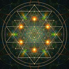 Sri Yantra - Higher Self