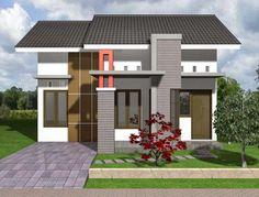 Konsep Model Rumah Minimalis Simple dan Nyaman - http://www.rumahidealis.com/konsep-model-rumah-minimalis-simple-dan-nyaman/