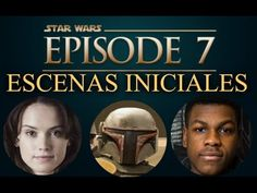Star Wars - Episode VII - leaked photos and related - YouTube