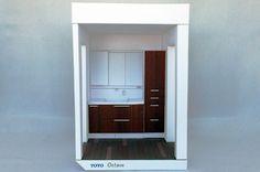 Vanity   housing equipment Paper Craft   TOTO