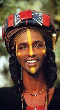 Wodabee warrior