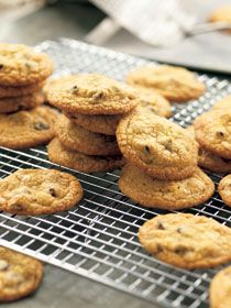 Trisha Yearwood's Chewy Chocolate Chip Cookies - The Southern C