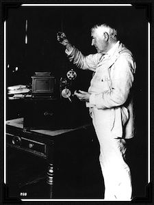 Thomas Edison and early movies