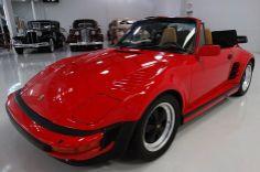 1985 Porsche 930 Slantnose Turbo Convertible