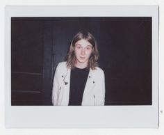 Myles K. <3 Ryan White, Blossoms Band, Boy Hairstyles, Great Bands, Indie, Singer, Boys, Polaroid, Feels