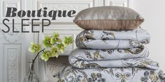 Homeware Boutique Sleep by Mr Price home