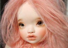 Elleki in fair with faceup by Mjusi   Flickr - Photo Sharing!
