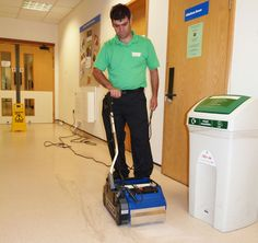 Powerful industrial grade equipment designed for cleaning hospital wards, patient and visitor waiting areas, as well as theatres, nurse stations, and kitchens. Nurses Station, Floor Cleaning, Cleaning Equipment, Hard Floor, Hospitals, Corridor, Make It Simple, Floors, Health Care