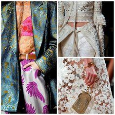 Modetrends voorjaar zomer 2016