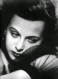 Hedy Lamarr, 1938: George Hurrell