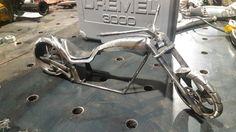 New proyect custom hardtail bike