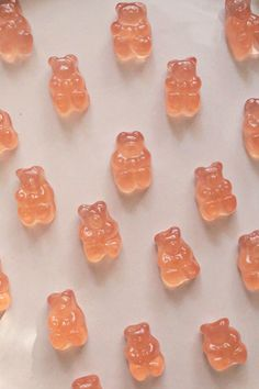 I am so truly stoked to share these Rosé Soaked Gummy Bears with you today. They are the PERFECT novelty dessert for Valentine's Day (or any Bachelor Monday if you ask me!), and they're also incredibl
