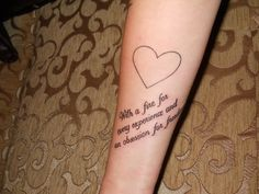 My first Lana Del Rey tattoo.