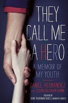 """""""Daniel Hernandez, Jr., describes the accomplishments of his young life, including going to U.S. Representative Gabrielle Giffords' aid when she was shot in 2011."""""""