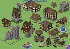 Minecraft villager house blueprints unique me val village wip by spasquini on deviantart Minecraft Farmen, Minecraft Castle Blueprints, Construction Minecraft, Minecraft Building Guide, Images Minecraft, Amazing Minecraft, Minecraft Tutorial, Minecraft Designs, Minecraft Crafts