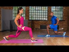 7 minute HIIT Total Body Workout Challenge & other videos from YouTube channel