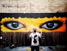These 12 Street Artists Are Going to Blow Your Mind via Brit + Co.
