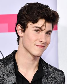Shawn on the red carpet at the 2017 AMAs in LA