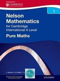 Cambridge International AS and A Level Mathematics - Pure