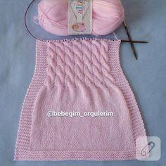 Harika bir örgü bebek yeleği örmek için detaylı, fotoğraflı, videolu anlatım. Bebek yeleği nasıl örülür, 10marifet.org'da görerek öğrenelim.