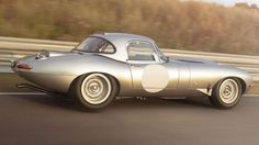The E-Type is such a beautiful piece of automotive art that earlier this year Jaguar confirmed it wo... - Jaguar
