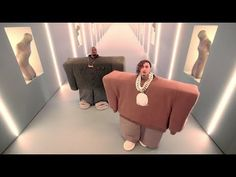 """Displaying thumbnail of video Kanye West & Lil Pump ft. Adele Givens - """"I Love It"""" (Official Music Video) Kanye West, Adele Givens, Versace, Spike Jonze, Roblox Shirt, Lil Skies, Lil Pump, Norma Jeane, Lil Wayne"""