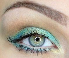 Mermaid Summer Eye