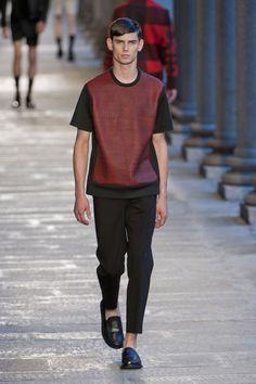 Défilé Neil Barrett Homme Printemps-été 2014 Milan