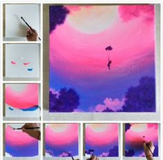 10 Easy Painting Ideas For Home Decor - Art For Beginners 10 Easy. - 10 Easy Painting Ideas For Home Decor – Art For Beginners 10 Easy Painting Ideas F - Canvas Painting Tutorials, Simple Canvas Paintings, Easy Canvas Art, Small Canvas Art, Cute Paintings, Mini Canvas Art, Easy Canvas Painting, Painting Art, Easy Art