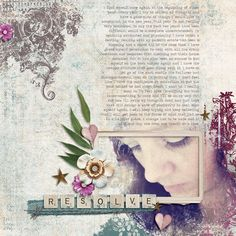 Layout of the Week, February 3rd  by Cindy B using Tenderhearted Bundle and Boho Masks Nature 1 by Designs by Laura Berger