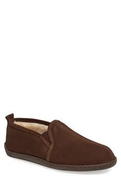 Men's Suede Slipper - find a cheaper version - Size 12