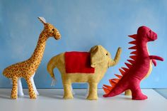 SO COOL! She creates toys out of your kid's drawings!